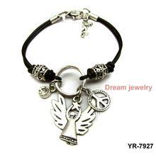 new design classic leather jewelry