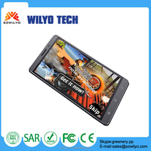 WKV605 Black Oem Odm 5.5 inch Display 441 Ppi Android Cheap Smartphone 4g