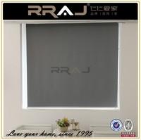 internal window blackout roller blind fitting