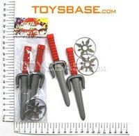 Plastic plastic katana sword, toy plastic swords KKE109891