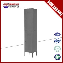 industrial furniture metal storage cabinet with legs