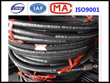 Flame Retardant Durable Hydraulic Rubber Gas Hose Pipe