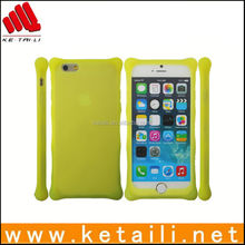 Made in China Custom Design Silicone Mobile Phone Protective Case Manufacturer