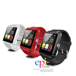 Fashion Wrist Bracelet Watch, Wireless Watch Mobile Phone,Bluetooth Bracelet Smart Watch for iPhone 6