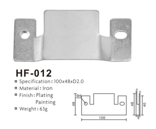 Upholstery hardwareplastic sectional sofa connectormetal for Sectional sofa connector hardware