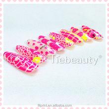 DIY Nail Sticker and Nail Wraps, Guangzhou Nail Factory Supply