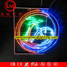 Ocean View motif lights, CE,ROSH approve high quality motif lights,holidays electricity pole mounted decration lights,