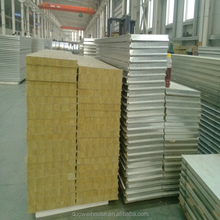 acoustic sound insulation mineral wool panel