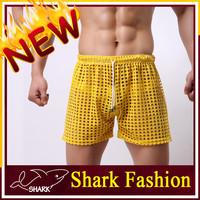 Shark Fashion latex design knitting shorts crossfit shorts wholesale short