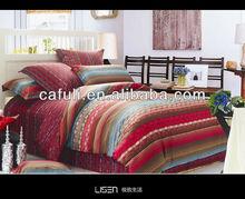 100 cotton 60s satin bed sheet fabrics