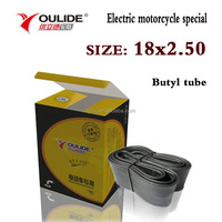 butyl electrombile inner tube 18*2.50