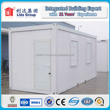 china products luxury 20ft container house ,container home price