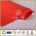 Poliéster/falso viscosa tela de lana con un precio más bajo para la capa de tela