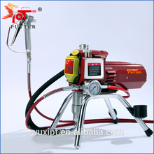 Comfortable safely 1300W professional airless paint sprayer piston pump