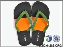 Nuevos deslizadores de la llegada fábrica hombres calzado diseña zapatillas