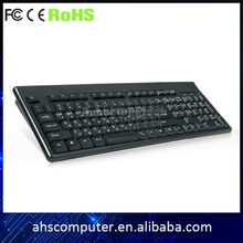 office use wired usb and ps2 standard and multimedia computer keyboards
