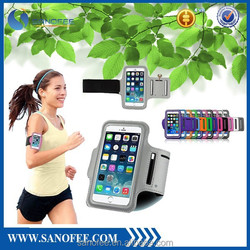 Private LOGO sport armband for cell phone, for iPhone 6 sports armband