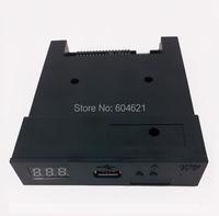 Новый 1шт черный 3.5 «1000 дисковод гибких дисков usb эмулятор моделирования для музыкальных keyboad