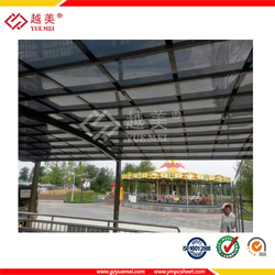 Solid polycarbonate sheet Building Materials