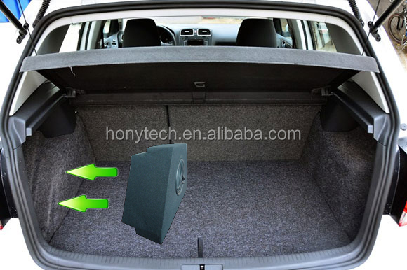 2015 new designed subwoofer box vw golf 7 buy vw golf 7. Black Bedroom Furniture Sets. Home Design Ideas