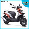 JNEN motor New design 2015 fashion model gasoline scooter 50CC/125CC EEC