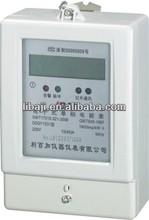 DDS1531J SINGEL PHASE RS485 LCD DISPLAY AMPERE ELECTRICITY ENERGY METER