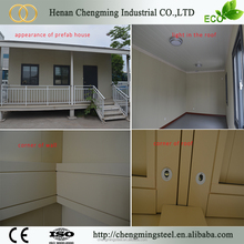 Beautiful Design Luxury Real Estate Building Prefabricated House Price From China