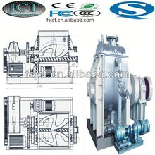 high quality and multi functional kneader making machine used for synthetic latex rubber NHZ-500L