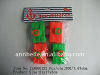Hot sell creative 7*4*2cm Solid Color Camera gun 4pcs
