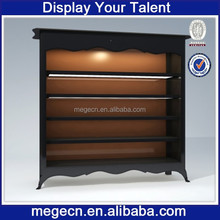 retail shop slatwall showrooms for clothing displays