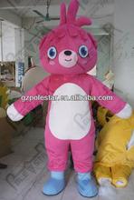 2014 Moshi Monster mascot costumes Poppet mascot costumes NO.4397