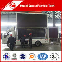 DFAC Duolika 4*2 CLW5041XXCD4 LED Advertising Truck for sale