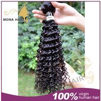 2015 top quality curly indian hair, virgin indian natural sex hair, cheap human hair weaving