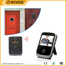 "New 3.5""motion detection digital peephole camera/viewer,wireless cat's eye"