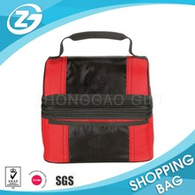 Recycled Custom PP Non Woven Large Organizing solar cooler bag