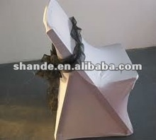 Top quality folding lycra spandex chair cover