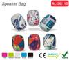 new design hot sale portable sport mini speaker bag for outdoor