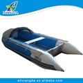 Certificado CE Made in China PVC casco velocidade barco a remo barco inflável