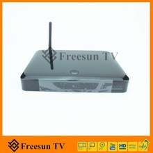 Best seller Linux system arabic iptv box free 400 plus channels with tv server no buffering support AV and Youtube