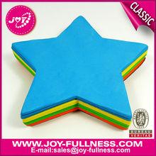 STAR eva foam shape BASIC for kids learning & decoration