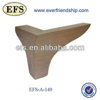 unique special design wooden antique furniture legs(EFS-A-149)
