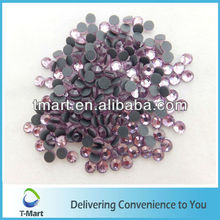 Violet strass rhinestones for women jeans