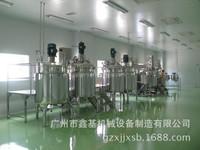 detergent liquid manufacturing plant