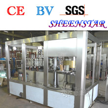 Hot Sale Automatic Beverage Aluminum Can Filling