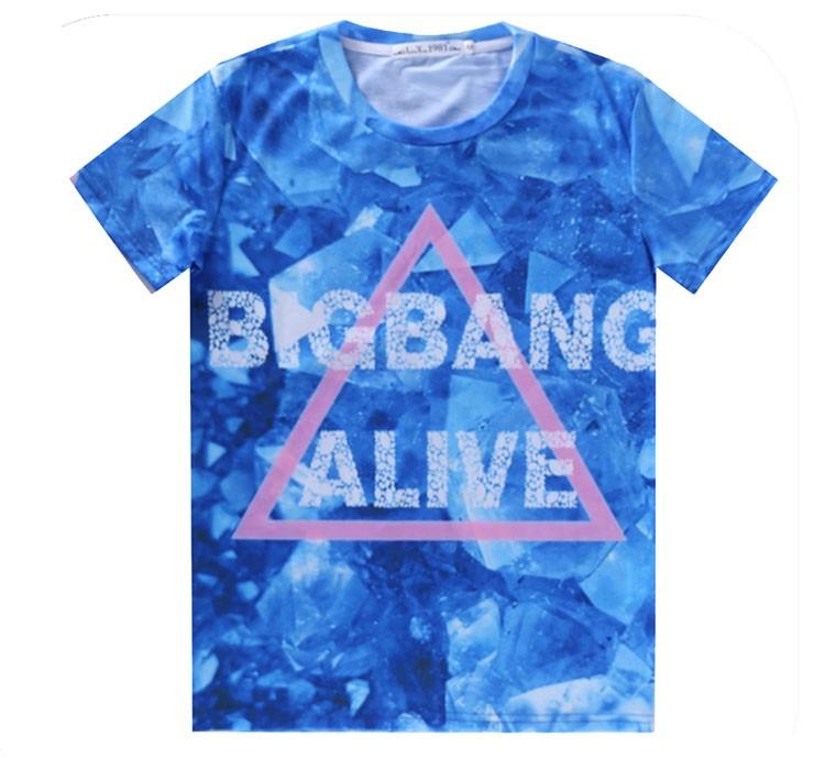 sublimation t shirt (105