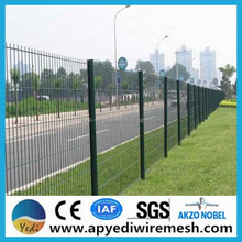 factory Welded Wire Mesh Fencing & Strained Wire Fencing