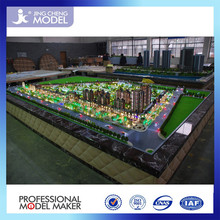 lower price and good quality architecture model building/ real estate models