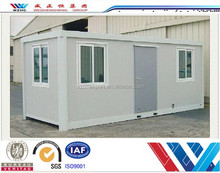Low cost well finished container home,shipping container homes multi container house