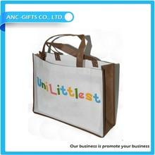promotion shopping bag eco fashion non woven bag
