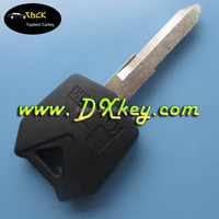 High quality motorcycle key blank (Could be put into TPX chip) for Kawasaki motorcycle key case with KW16 blade
